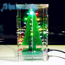 aliexpress buy colorful diy gift tree led lights