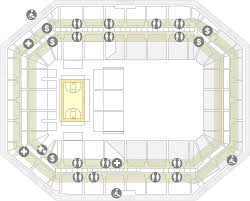 Destiny Usa Map Inside The Carrier Dome Map With Concessions Bathrooms More For