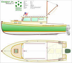 Cabin Blueprints Free Recommended Cabin Cruiser Plans Boat Design Net