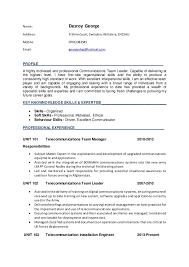 Volunteer Coordinator Resume Sample by Desroy2 Cv 2014