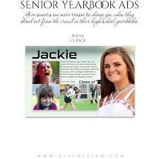 how to make a senior yearbook ad senior yearbook ads for photoshop through the years ashedesign
