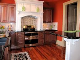 kitchen elegant kitchen design with two tone kitchen cabinets and