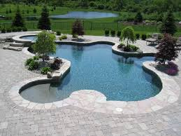 Small Backyard Inground Pools by In Ground Swimming Pool Designs Inground Pool Designs Luxury Pool