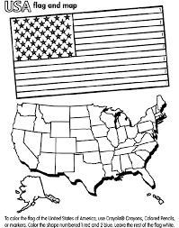 United States Of America Coloring Page Crayola Com Coloring Pages Usa