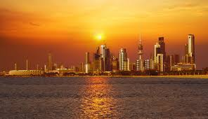 kuwait is the hottest spot on earth