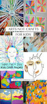 make art not crafts for kids