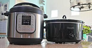crock pot sales for black friday instant pot versus crock pot u2013 hip2save