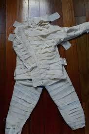 Mummy Halloween Costume Mummy Costume Diy Mummy Costume Scary Costumes