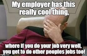Meme Jobs - captain picard facepalm meme imgflip