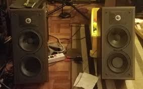 polk home theater speakers anyone own vintage polk monitors audioholics home theater forums