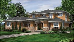 Frank Lloyd Wright Prairie Style House Plans Best Of Wright Style