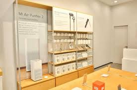 sell home interior products xiaomi opened its store in tech city of india amazed by