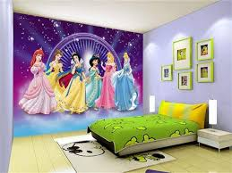Kid Room Wallpaper by 3d Kids Room Wallpaper Custom Photo Murals Hd Cartoon Disney