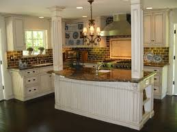 kitchen engaging custom glazed kitchen cabinets traditional