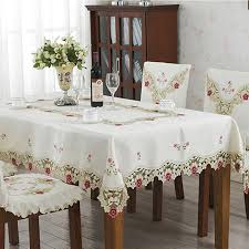 Online Buy Wholesale Embroidery Tablecloth Designs From China - Table cloth design