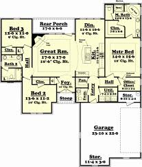 House Floor Plans For 2000 Sq Ft 2500 Sq Ft House Plans Best Of Colonial Under 2000 Wrap Around