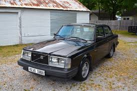 daily turismo boxy but good 1983 volvo 242 turbo 5 speed