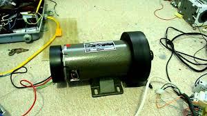pwm elektromotor 1 8kw 180v dc 10a youtube
