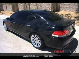 750l bmw bmw 750l 7 series 4 door sedan info reveuro com 702 279 4025
