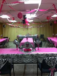 zebra baby shower simple decoration pink and zebra baby shower pretty ideas best 25