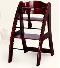 Dining High Chairs Multifunctional A Shaped Type Baby Seat Big Guardrail Child Dining
