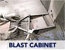 Used Blast Cabinet Abrasive Blast Cleaning Services Pa Nj Md De Wv Van Industries