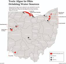 Ohio City Map Seven Ohio Drinking Water Sources Don U0027t Meet State Water Quality