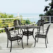 Wrought Iron Patio Furniture Manufacturers by Cast Aluminum Patio Furniture Cast Aluminum Patio Furniture