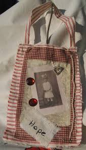 Shabby Chic Gift Bags by Shabby Chic Christmas A Gallery On Flickr