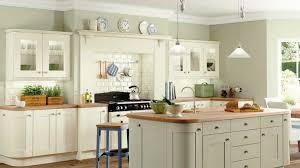 light green kitchen walls oak wood kitchen storage cabinet modern