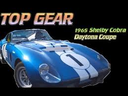 top gear daytona hd forza 4 top gear car test 1965 shelby cobra daytona