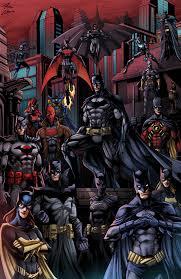 batman of the family batman75 bat family by phil cho on deviantart