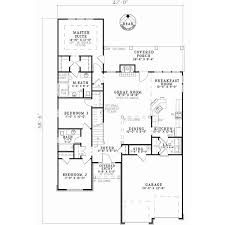English Style House Plans by Patio Lot Size English Country Style House Plans 1875 Square