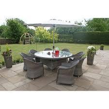 Round Armchairs 8 Seater Rattan Furniture Sets U2013 The Uk U0027s No 1 Garden Furniture
