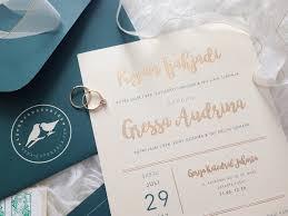wedding invitations jakarta invitations archives vena esperanza