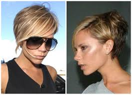 short hairstyles front and back women s edgy hairstyles best of victoria beckham short hairstyles