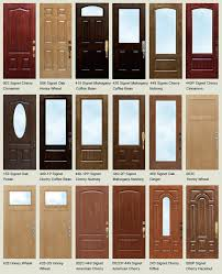 Exterior Entry Doors With Glass Appealing Exterior Fiberglass Doors With Best Fiberglass Exterior