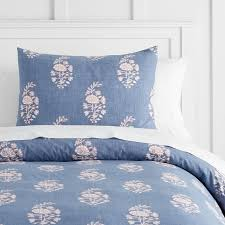 mia duvet cover twin navy