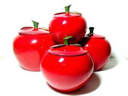 apple canisters for the kitchen kitchen canisters set foter apple kitchen canister set kitchen