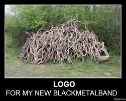Metal Band Memes - logo for my new black metal band music pinterest metal band