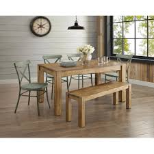 better homes and gardens bryant 6 piece dining set vintage white