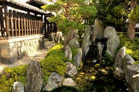 Japanese Garden Walls by A Perfect Japanese Garden By Andyserrano On Deviantart