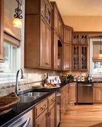 Quaker Maid Kitchen Cabinets by Aristokraft Birch Kitchen Cabinets Exciting Kitchen Design With