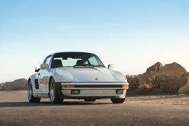 1990 porsche 911 turbo 1987 porsche 911 turbo u0027flat nose u0027 coupe