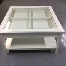 Glass Top Square Coffee Table Ikea White Coffee Table Writehookstudio
