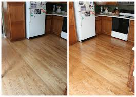 Refinished Hardwood Floors Before And After Pictures by How To Get Your Hardwood Floors To Shine Our Life Our Love