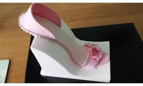 high heel cake topper high heel shoe kit for cake decoration and cake toppers