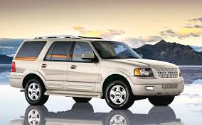 suv ford expedition 2003 2006 ford expedition pre owned truck trend