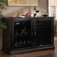 bar cabinet with wine cooler best home furniture decoration