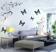 buy decals design u0027lovely butterflies u0027 wall sticker pvc vinyl 60